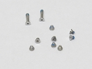 "Screw Set - Apple MacBook Air 11"" A1370 2010 2011 Bottom Cover Case Screw Screws Set 10PCs 2 Long 8 Short"