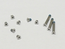 "Screw Set - Apple Unibody MacBook Pro 13"" A1278 15"" A1286 17"" A1297 Bottom Case Cover Screw Screws Set 10PCs 3 long 7 short"