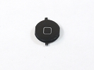 Parts for iPhone 4S - NEW Black Home Menu Button Key Replacement Part for Apple iPhone 4S A1387