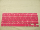 "Keyboard - NEW Keyboard Cover Skin For MacBook 13"" MacBook Air 13"" MacBook Pro 15""  0.1mm M&S Crystal Guard Pink"