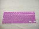 "Keyboard - NEW Keyboard Cover Skin For MacBook 13"" MacBook Air 13"" MacBook Pro 15""  0.1mm M&S Crystal Guard Purple"