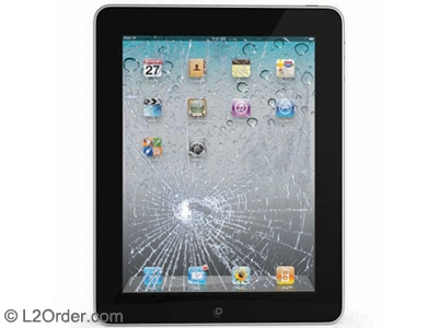 iPad 1 Glass Digitizer Replacement Service