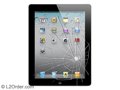iPad 2 Glass Digitizer Replacement Service