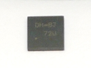 IC - RT8207AGQW DH=BK DH=BJ DH=BH DH=BG DH=BD DH=BC DH=BA DH=CD 24PIN Power IC Chipset