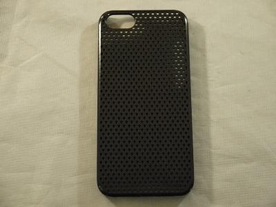 circle grid black color protective case cover for iphone 5 5g 5s ebay. Black Bedroom Furniture Sets. Home Design Ideas