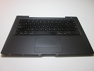 "KB Topcase - 90% NEW Black Top Case Palm Rest with US Keyboard and Trackpad Touchpad for Apple MacBook 13"" A1181 2006 2007 2008 2009"