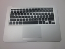 "KB Topcase - NEW Top Case Palm Rest with US Keyboard and Trackpad Touchpad for Apple MacBook Air 13"" A1237 2008 A1304 2008 2009"