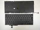 "Keyboard - USED Canadian Keyboard with Backlight for Apple MacBook Pro 17"" A1297 2009 2010 2011"