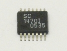 IC - TI SC1470I SC 1470 I SSOP 14pin IC Chip Chipset