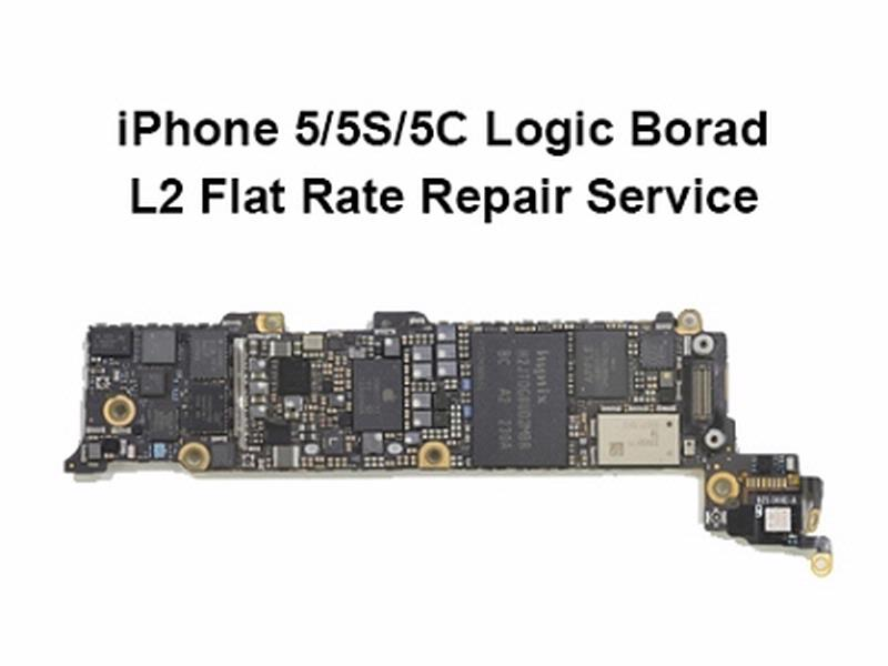 iPhone 5/5C/5S Logic Board Repair Service