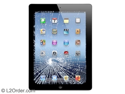 iPad 4 Glass Digitizer Replacement Service