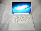 "Macbook - USED Good Apple White MacBook 13"" A1181 2006 MA254LL/A EMC 2092 1.83 GHz Core Duo 2GB Ram 160GB HDD Intel GMA 950 Laptop"