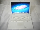 "Macbook - USED Good Apple White MacBook 13"" A1181 Mid-2007 MB061LL/A EMC 2139 2.0 GHz Core 2 Duo 2GB Ram 160GB HDD Intel GMA 950 Laptop"