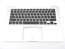"KB Topcase - Grade B Top Case US Keyboard without Trackpad for Apple MacBook Pro 13"" A1278 2008"