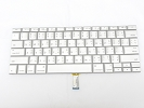 "Keyboard - 90% New Silver Thai Thailand Keyboard Backlit Backlight for Apple Macbook Pro 15"" A1260 2008 US Model Compatible"