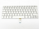 "Keyboard - 90% New Silver Icelandic Keyboard Backlight for Apple Macbook Pro 15"" A1226 2007 US Model Compatible"
