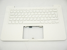 "KB Topcase - 95% NEW Top Case Palm Rest with Arabic Arab Keyboard No Speaker for Apple MacBook 13"" A1342 White 2009 2010"