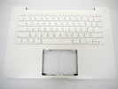 "KB Topcase - 90% NEW Top Case Palm Rest with Thai Thailand Keyboard for Apple MacBook 13"" A1342 White 2009 2010"
