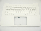"KB Topcase - 95% NEW Top Case Palm Rest with Italian Italy Keyboard No Speaker for Apple MacBook 13"" A1342 White 2009 2010"