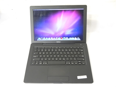"USED Fair Apple Black MacBook 13"" A1181 2006 MA701LL/A EMC 2121 2.0 GHz Core 2 Duo 2GB Ram 160GB HDD Intel GMA 950 Laptop"