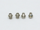 "Screw Set - Apple Unibody MacBook Pro 13"" A1278 15"" A1286 17"" A1297 Hard Drive HDD Screw Screws Set 4PCs"