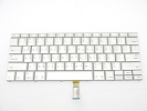 "Keyboard - 90% NEW Silver TAIWANESE Keyboard Backlight for Apple Macbook Pro 17"" A1229 2007 US Model Compatible"