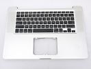 "KB Topcase - Grade A Top Case Palm Rest US Keyboard without Trackpad Touchpad for Apple Macbook Pro 15"" A1286 2009"
