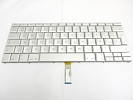"Keyboard - 99% NEW Silver Spanish Keyboard Backlit Backlight for Apple Macbook Pro 17"" A1261 2008 US Model Compatible"