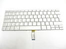 "Keyboard - 99% NEW Silver Arabic Keyboard Backlit Backlight for Apple Macbook Pro 17"" A1261 2008 US Model Compatible"