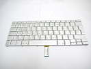 "Keyboard - 90% NEW Silver Russian Keyboard Backlit Backlight for Apple Macbook Pro 15"" A1260 2008 US Model Compatible"