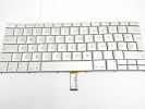 "Keyboard - 99% NEW Silver Spanish Keyboard Backlit Backlight for Apple Macbook Pro 15"" A1260 2008  US Model Compatible"
