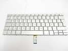 "Keyboard - 99% NEW Silver Romanian Keyboard Backlit Backlight for Apple Macbook Pro 15"" A1260 2008 US Model Compatible"