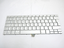 "Keyboard - 90% NEW Silver Swedish Keyboard Backlit Backlight for Apple Macbook Pro 15"" A1260 2008 US Model Compatible"