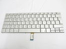 "Keyboard - 99% NEW Silver Portuguese Keyboard Backlit Backlight for Apple Macbook Pro 15"" A1260 2008 US Model Compatible"