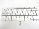 "Keyboard - 99% NEW Silver Croatian Keyboard Backlit Backlight for Apple Macbook Pro 15"" A1260 2008 US Model Compatible"