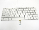 "Keyboard - 99% NEW Silver Greek Keyboard Backlit Backlight for Apple Macbook Pro 15"" A1260 2008  US Model Compatible"