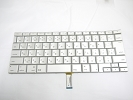 "Keyboard - 99% NEW Silver Japanese Keyboard Backlit Backlight for Apple Macbook Pro 15"" A1260 2008 US Model Compatible"