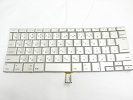 "Keyboard - 90% NEW Silver Japanese Keyboard Backlit Backlight for Apple Macbook Pro 15"" A1260 2008 US Model Compatible"