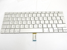 "Keyboard - 99% New Silver Portuguese Keyboard Backlight for Apple Macbook Pro 15"" A1226 2007 US Model Compatible"