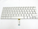 "Keyboard - 99% NEW Silver Turkish Keyboard Backlight for Apple Macbook Pro 17"" A1229 2007 US Model Compatible"