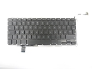 "Keyboard - USED Swedish Finland Keyboard Backlit Backlight for Apple Macbook Pro 17"" A1297 2009 2010 2011 US Model Compatible"