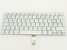 "Keyboard - 90% NEW Silver Italian Keyboard Backlight for Apple Macbook Pro 17"" A1229 2007 US Model Compatible"