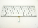 "Keyboard - 90% NEW Silver French Canadian Keyboard Backlit Backlight for Apple Macbook Pro 17"" A1261 2008 US Model Compatible"