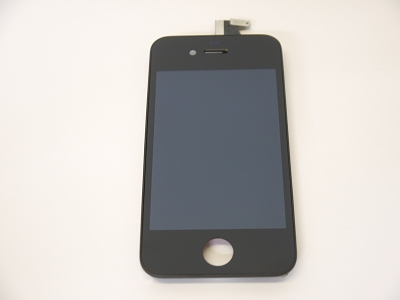 NEW LCD Display Touch Glass Screen Digitizer Panel Assembly for iPhone 4 Black A1332 A1349 AT&T Only