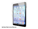 Screen Protector Film - Anti Glare Matte Screen Protector Cover for iPad Air 9.7""