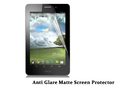 lot of screen film protector guard anti glare matte for asus me371 7. Black Bedroom Furniture Sets. Home Design Ideas