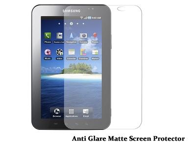 lot of screen film protector guard anti glare matte for samsung p1000 7 034 ebay. Black Bedroom Furniture Sets. Home Design Ideas
