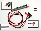 Other Accessories - 1 Pair Universal Ultra sharp pointed Probe Test Leads Pin Cable 20A For Digital Multimeter Meter