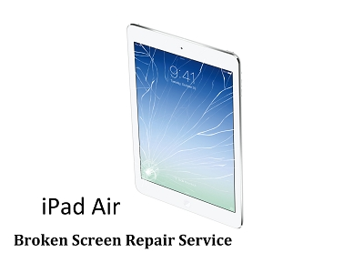 iPad Air 5th Gen Broken Digitizer Touch Screen Glass Repair Replacement Service