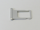 Parts for iPad Air - NEW White SIM Card Tray Metal Holder for iPad Air 4G LTE A1475